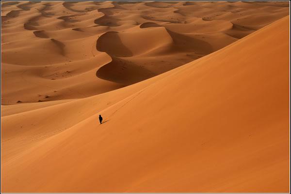 Alone pic by author marek.wykowski