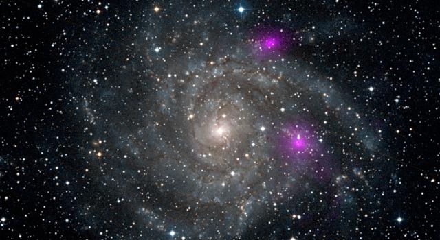 Nustar and black hole