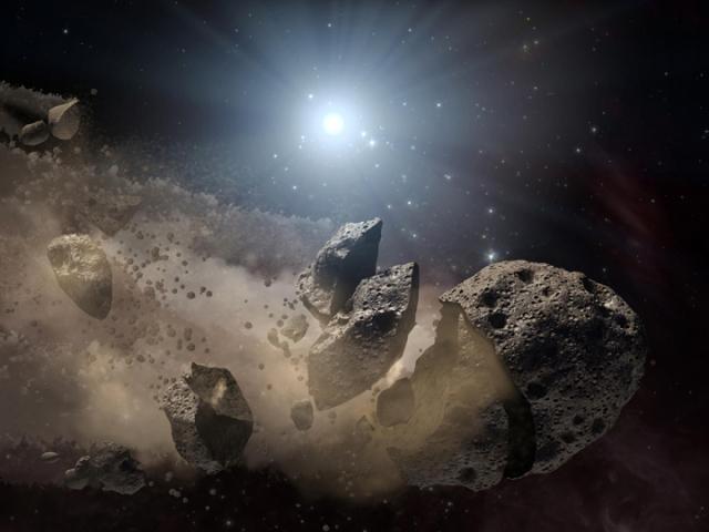 Meteor crash In Russia and Asteroid DA14