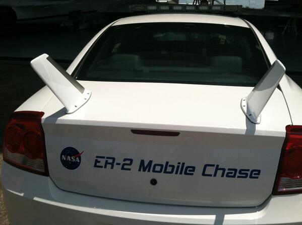 NASA ER -2 Chase Car